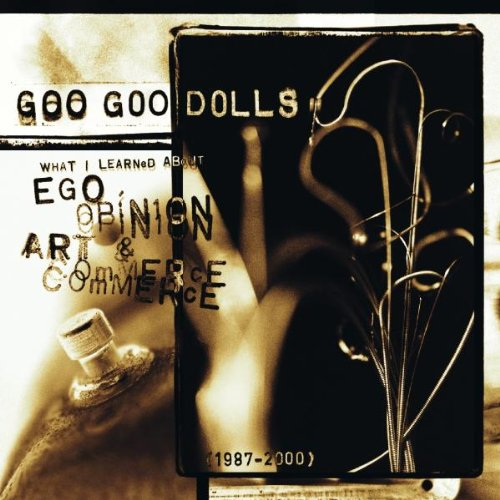 Goo Goo Dolls - What I Learned About Ego, Opinion, Art And Commerce (1987-2000) - Zortam Music