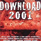 Album cover for Download 2001