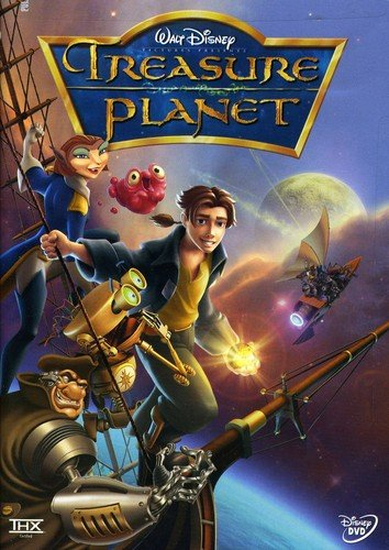 Скачать фильм Планета Сокровищ /Treasure Planet/