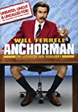 Anchorman - The Legend Of Ron Burgundy (Unrated Widescreen Edition)