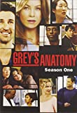 Grey's Anatomy: Season 1 (2pc)