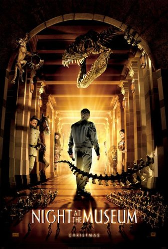 Night at the Museum / Ночь в музее (2006)
