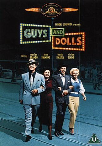 Guys And Dolls / Парни и куколки (1955)