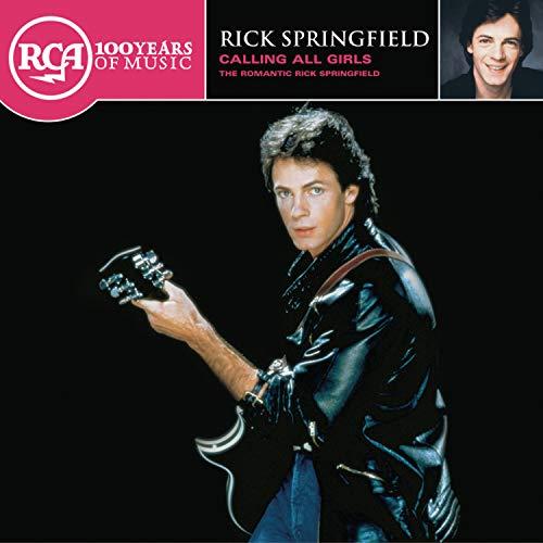 RICK SPRINGFIELD - Calling All Girls - Zortam Music