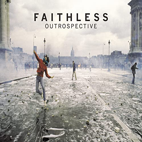 Faithless - Outrospective (Retail) - Zortam Music