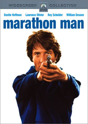 Марафонец / Marathon Man (Джон Шлезингер) [1976 г., драма, триллер, DVDRip]