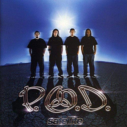 P.O.D. - Satellite (European Edition) - Zortam Music