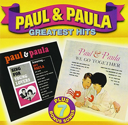 Paul and Paula - Paul & Paula - Greatest Hits - Zortam Music