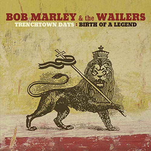 Bob Marley - Trenchtown Days: The Birth of a Legend - Zortam Music