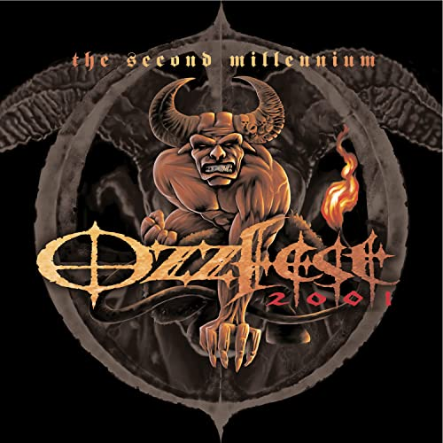 Black Sabbath - Ozzfest 2001  The Second Millennium - Zortam Music