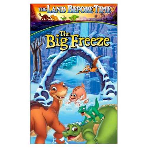 ����� �� ������ ������ ����� 1-13 / The Land Before Time  [1988-2007 �., DVDRip]