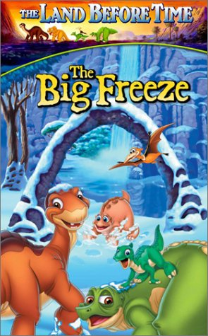 Скачать фильм Земля до начала времен 8: Великая стужа /Land Before Time VIII, The: The Big Freeze/