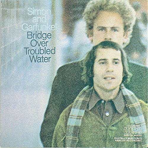 Simon & Garfunkel - Bridge Over Troubled Water (1970) ***** - Lyrics2You