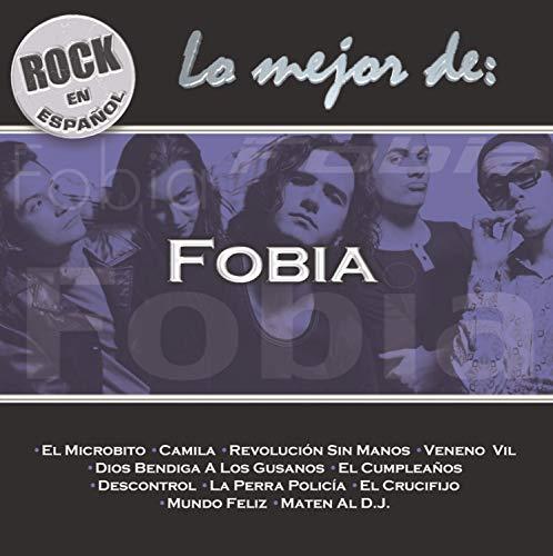 Fobia - Rock en Espanol: Lo Mejor de Fobia - Zortam Music