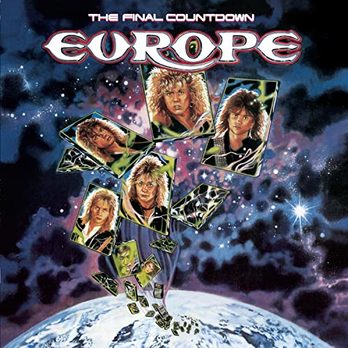 Europe - The Final Countdown (Metal Master Series) - Zortam Music