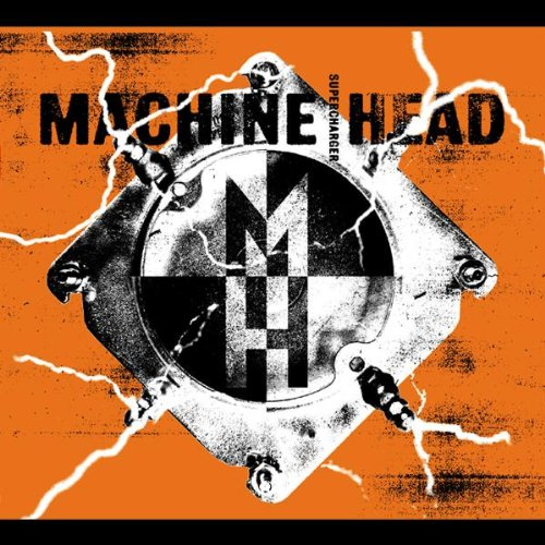 Machine Head - Supercharger (Limited Edition) [Digipak] [UK] - Zortam Music