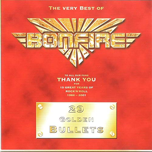 Bonfire - Best of Bonfire, the Very - Zortam Music