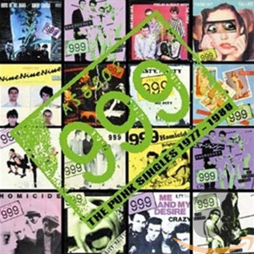 999 - 100 Hits: Punk & New Wave, Disc 4 - Zortam Music