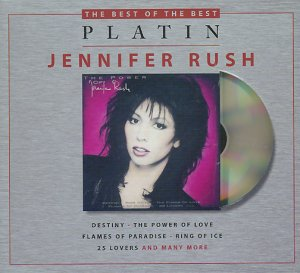 Jennifer Rush - The Power Of Jennifer Rush - Zortam Music