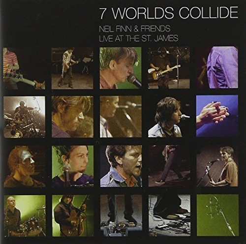 Neil Finn - 7 Worlds Collide: Live at the St. James - Zortam Music