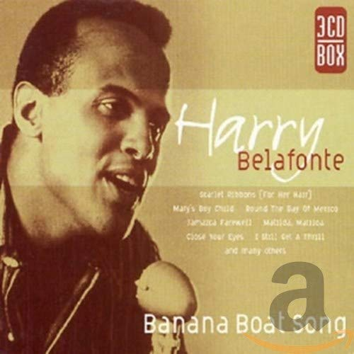 Harry Belafonte - Banana Boat Song (Box 3 CD) - Zortam Music