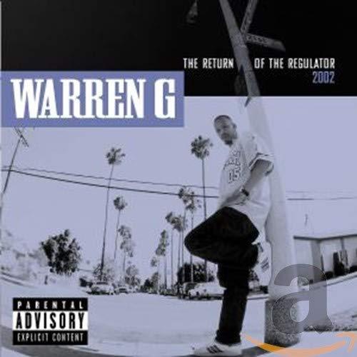 WARREN G - The return of regulator - Zortam Music
