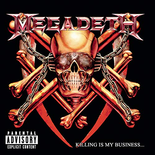 Megadeth - [Killing Is My Business... And Business Is Good! (Deluxe Edition)] - Zortam Music