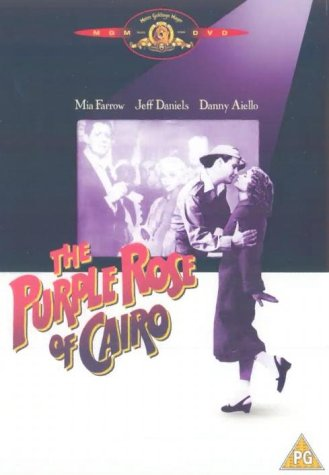Purple Rose of Cairo, The / Пурпурная роза Каира (1985)