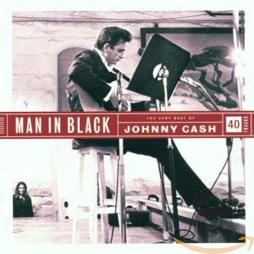Johnny Cash - The Man in Black - The Very Best of Johnny Cash - Zortam Music