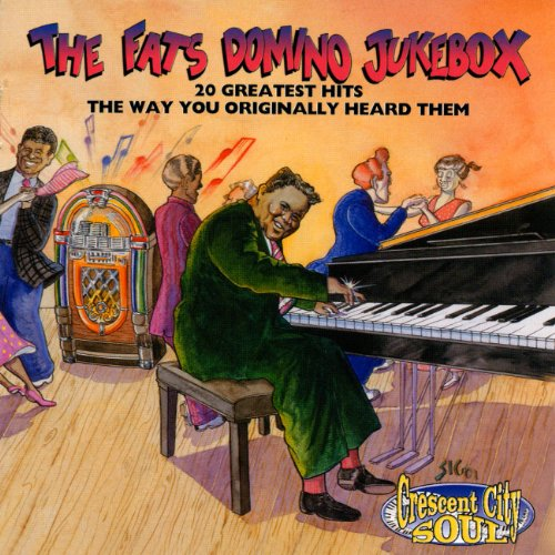 Fats Domino - The Fats Domino Jukebox / 20 - Zortam Music