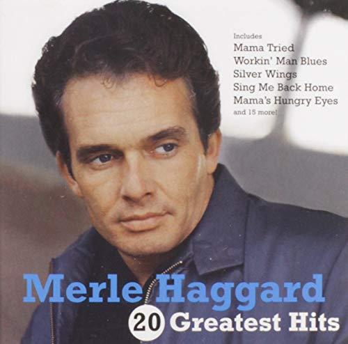 MERLE HAGGARD - Merle Haggard - 20 Greatest Hits - Zortam Music