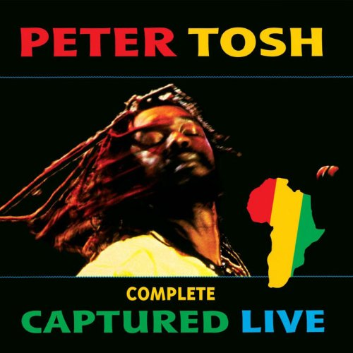 Peter Tosh - Captured Live: Remastered - Zortam Music