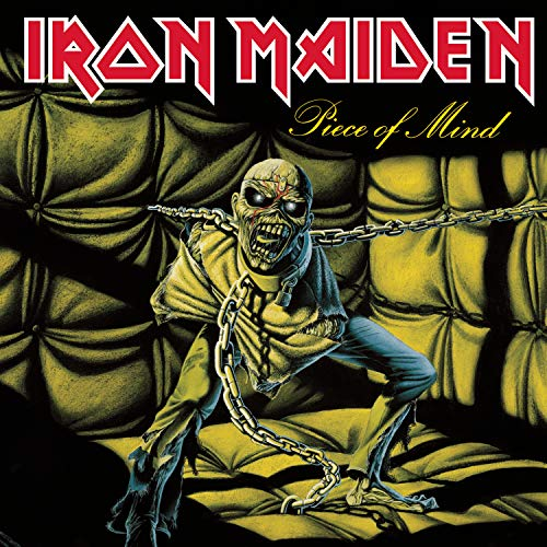 Iron Maiden - Piece Of Mind (Bonus Disc) - Zortam Music