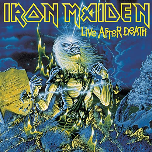 Iron Maiden - Live After Death (Video) - Zortam Music