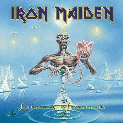 Iron Maiden - Seventh Son of Seventh Son - Zortam Music