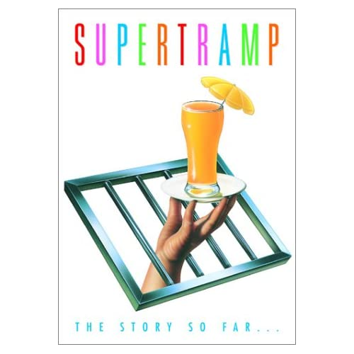 Supertramp - The Story So Far [2002, Progressive rock, DVD9]