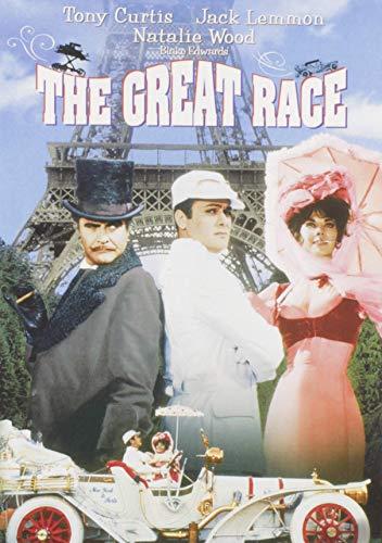 The Great Race / Большие гонки (1965)