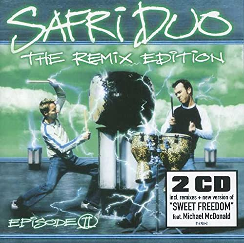 Safri Duo - Episode II: The Remix Edition - Zortam Music