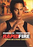 Rapid Fire By DVD: Brandon Lee