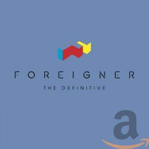 Foreigner - The Definitive - Zortam Music