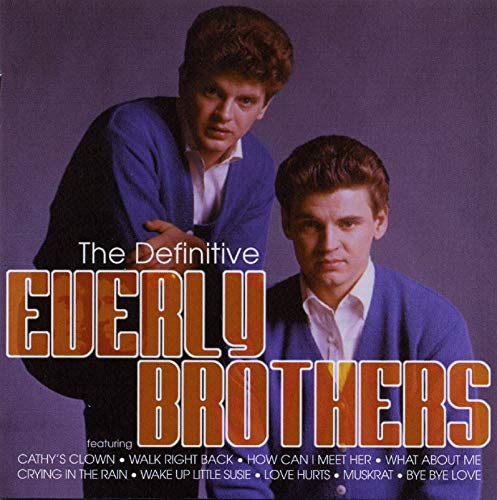 The Everly Brothers - Let It Be Me Lyrics - Zortam Music