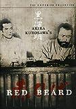 Akira Kurosawa's Red Beard DVD cover