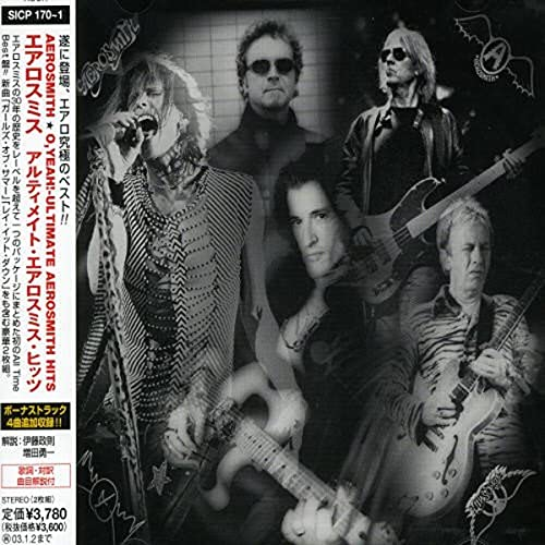 Aerosmith - Ultimate Aerosmith Hits (Disc1) - Zortam Music