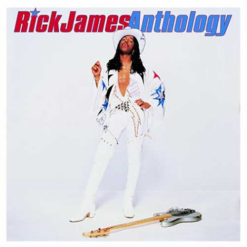 Rick James - 30 Years Of Central Station Records The Early Years - Zortam Music