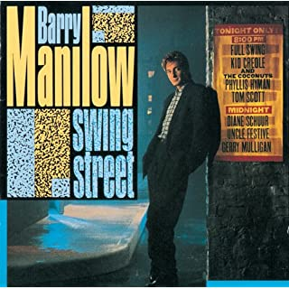 Barry Manilow And &quot;Uncle Festive&quot; - Swing Street