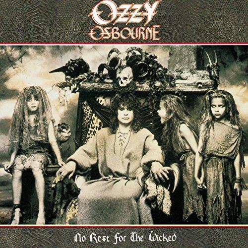 Ozzy Osbourne - No Rest For The Wicked (Remast - Lyrics2You