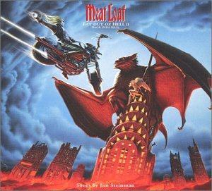 Meat Loaf - Bat out of Hell II: Back into Hell [Deluxe Edition] - Zortam Music