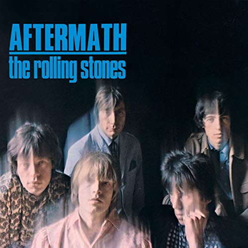 The Rolling Stones - Aftermath (West German Pressin - Zortam Music