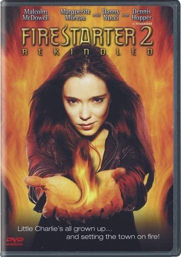Firestarter 2: Rekindled / Воспламеняющая взглядом 2 (2002)