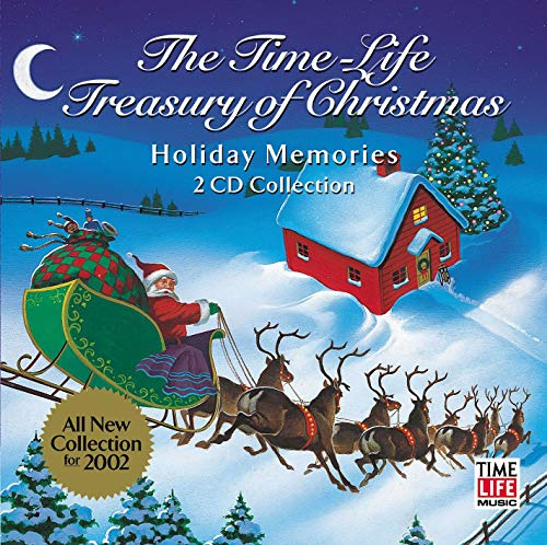 Various Artists - The Time-Life Treasury of Christmas - Zortam Music
